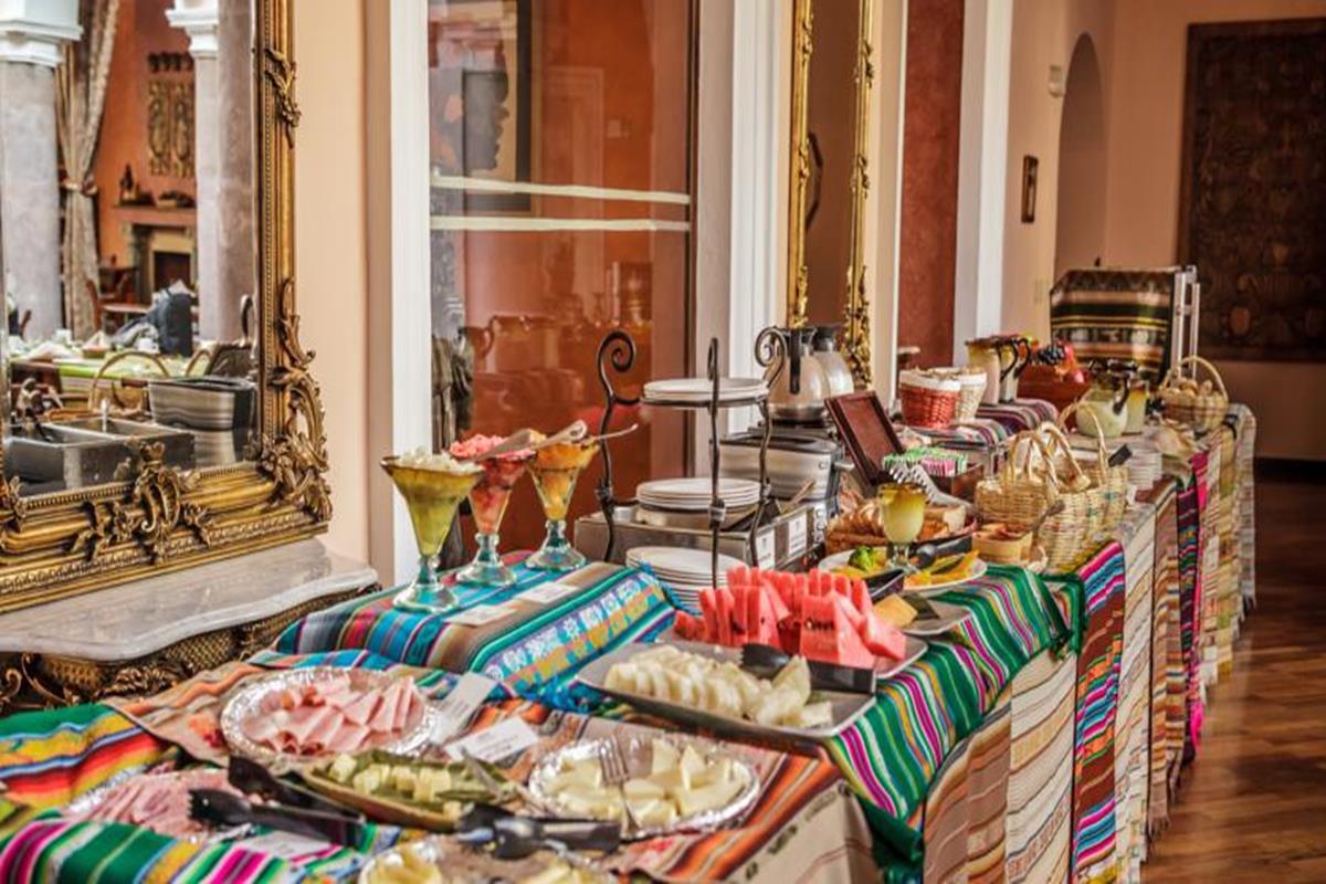 Patio Andaluz – Restauracja