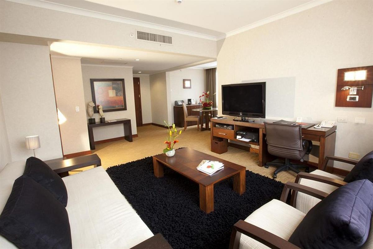 Swissôtel Quito – Pokój Executive Suite