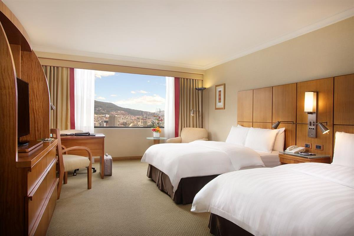 Swissôtel Quito – Pokój Premier