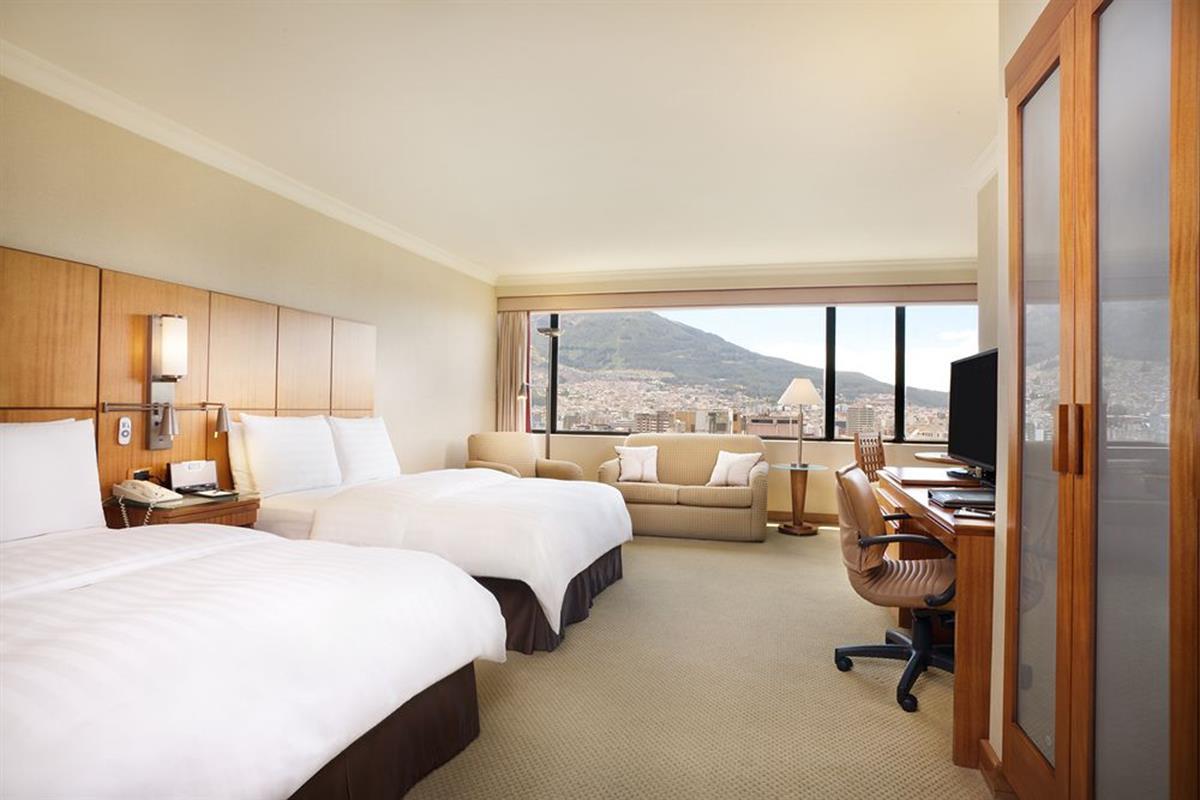 Swissôtel Quito – Pokój Grand