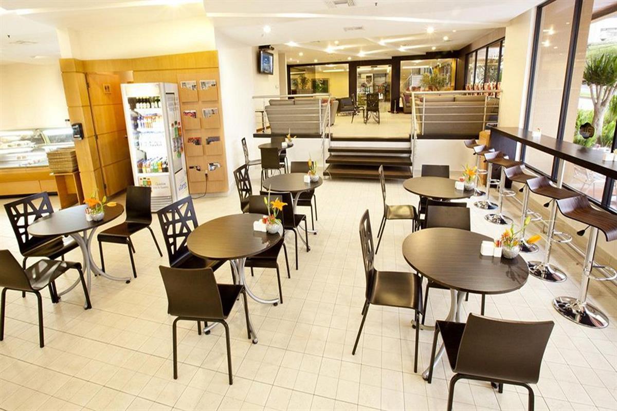 Swissôtel Quito – Restauracja
