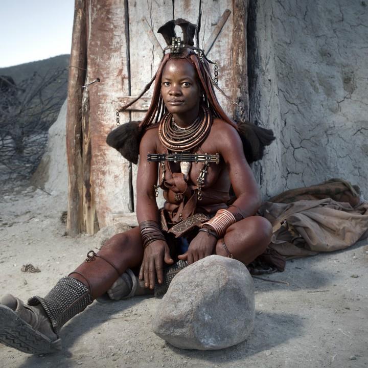 Wizyta w wiosce Himba