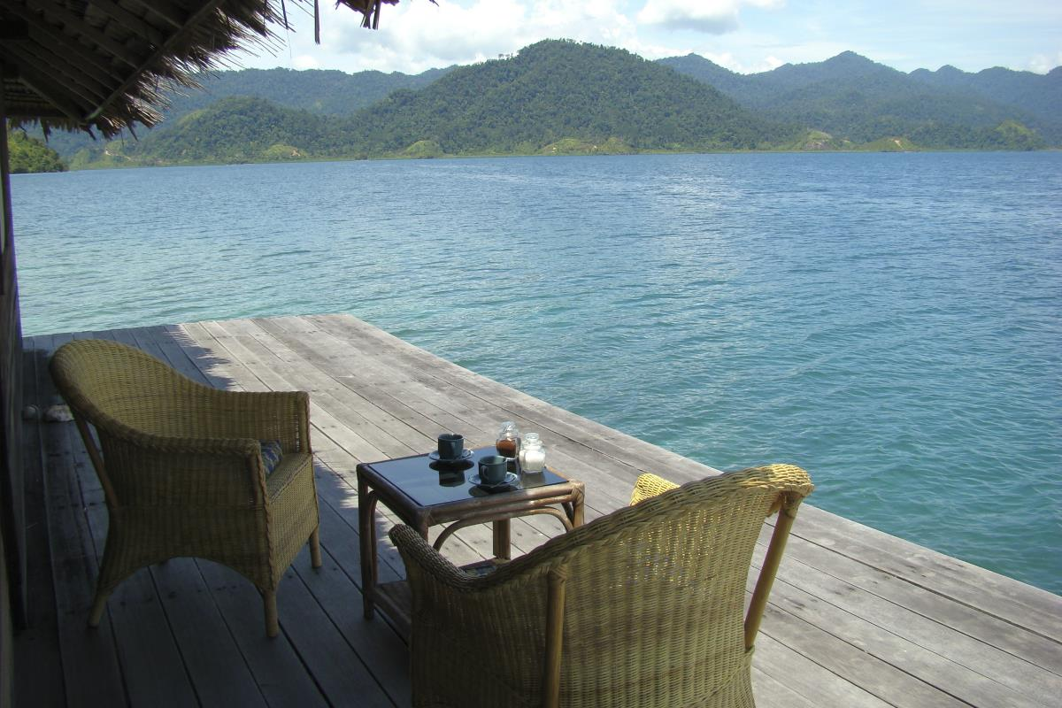 Cubadak Paradiso Village – Bungalow na wodzie