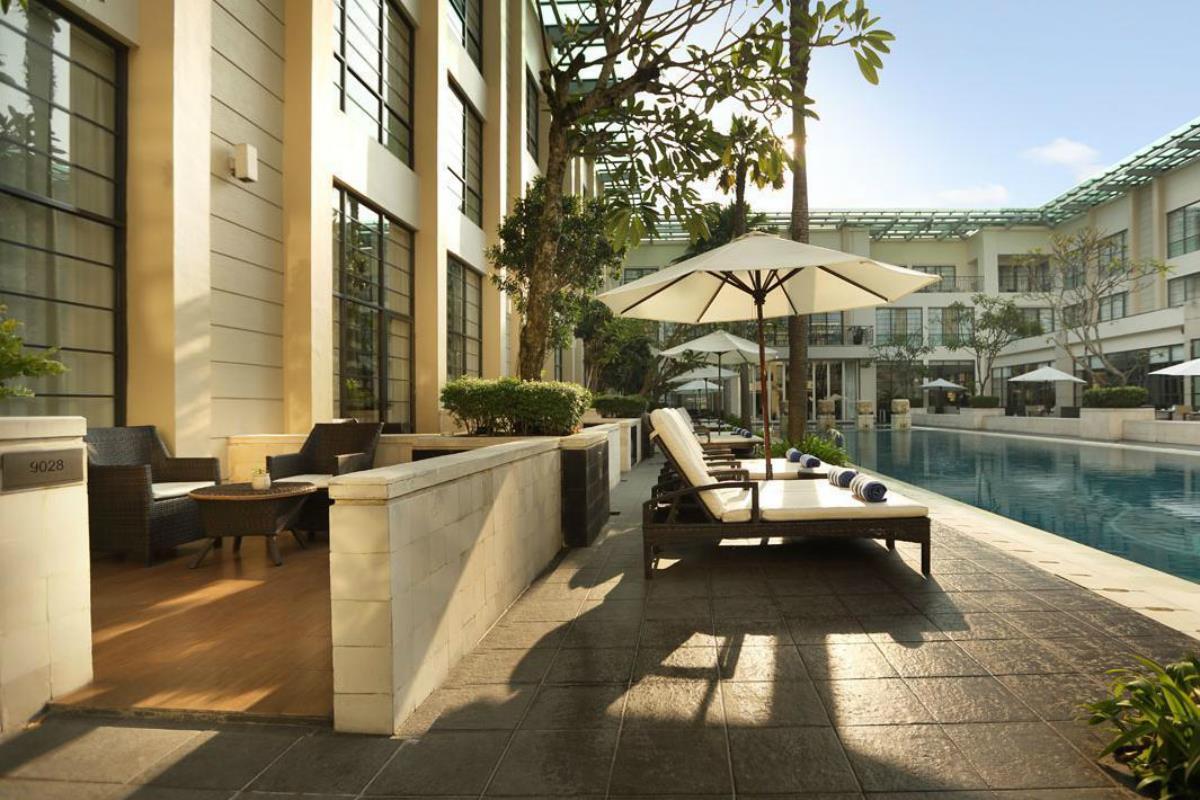 Hotel Aryaduta – Basen