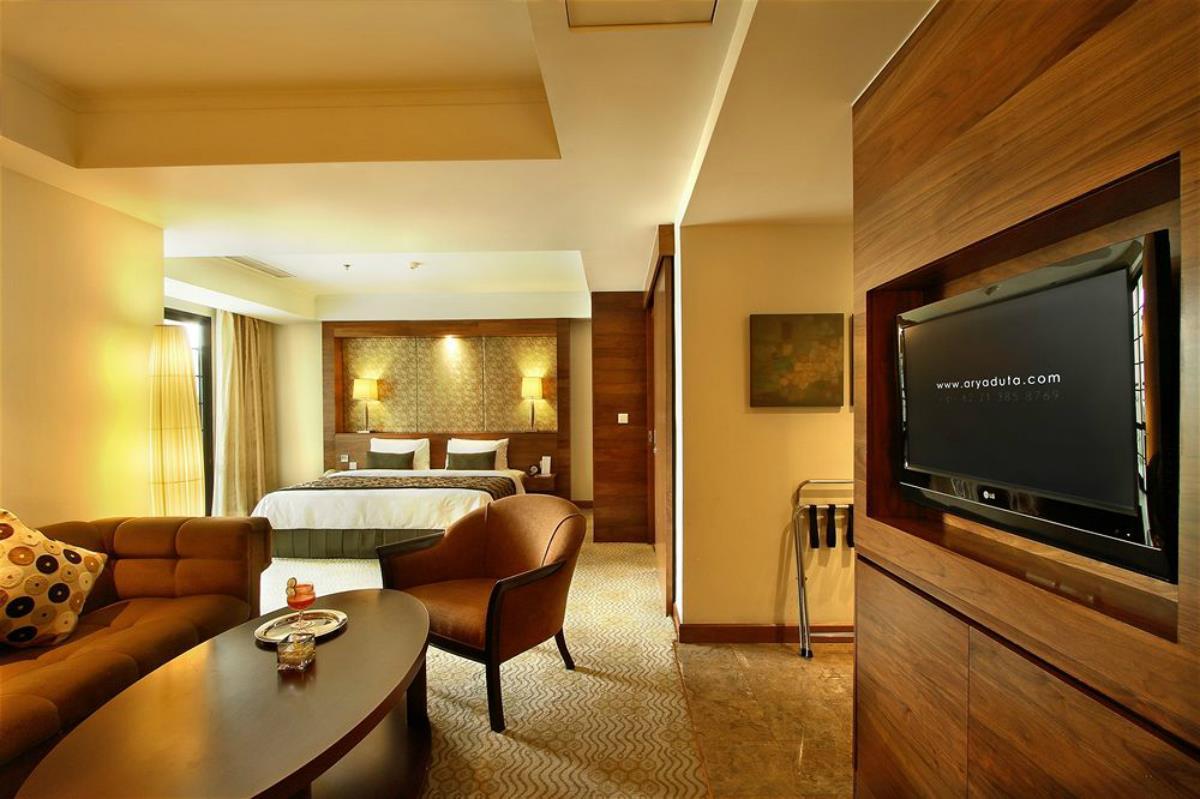 Hotel Aryaduta – Pokój Business Deluxe