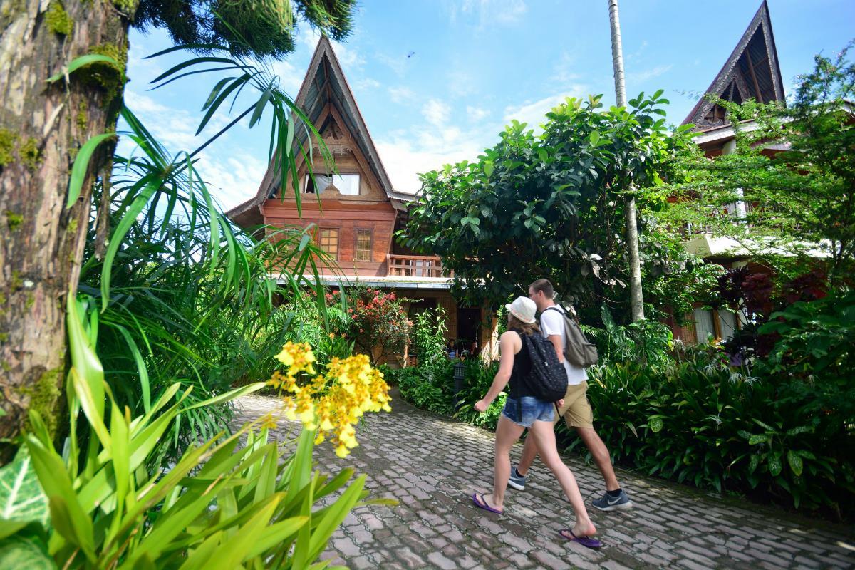 Tabo Cottages – Batak Villa