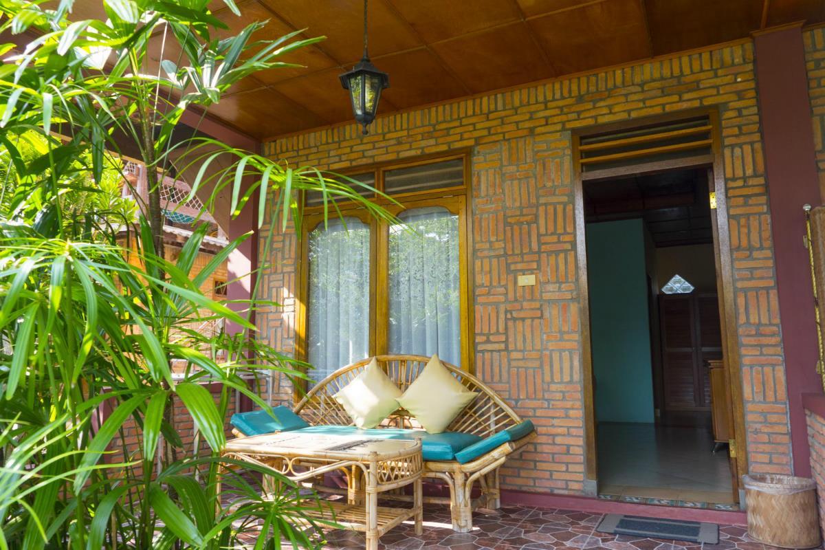 Tabo Cottages – Pokój Deluxe