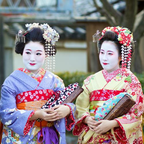 Wszystkie kolory Japonii miniaturka