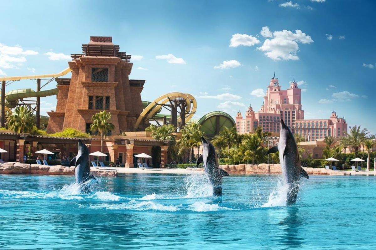 Atlantis The Palm – Park Wodny