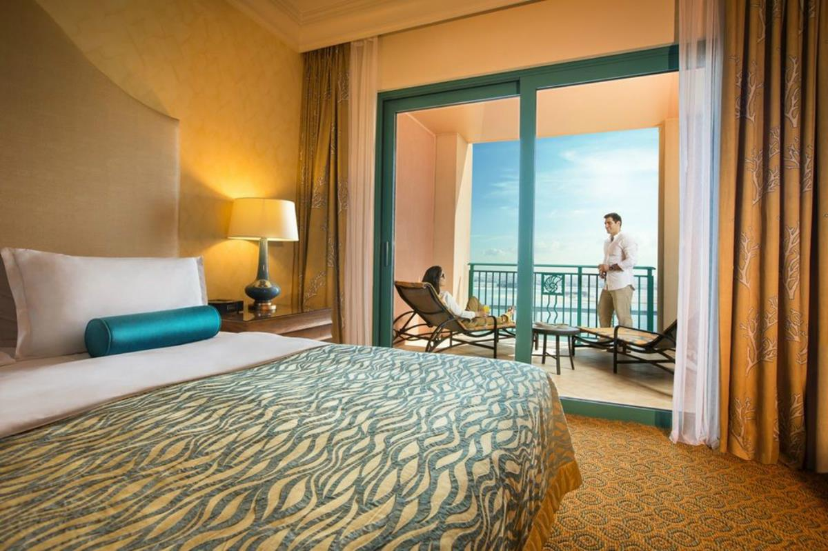 Atlantis The Palm – Terrace Club Suite