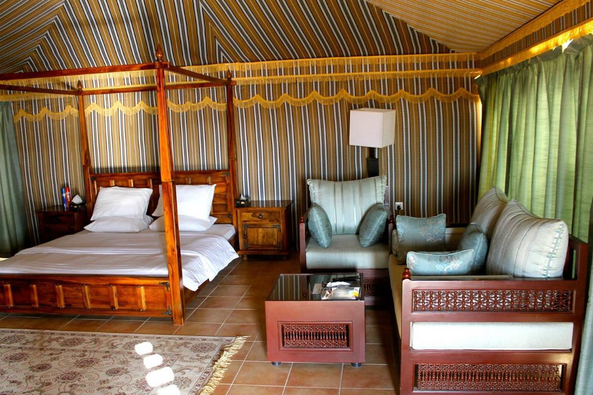 1000 Nights Camp – Namiot Amira