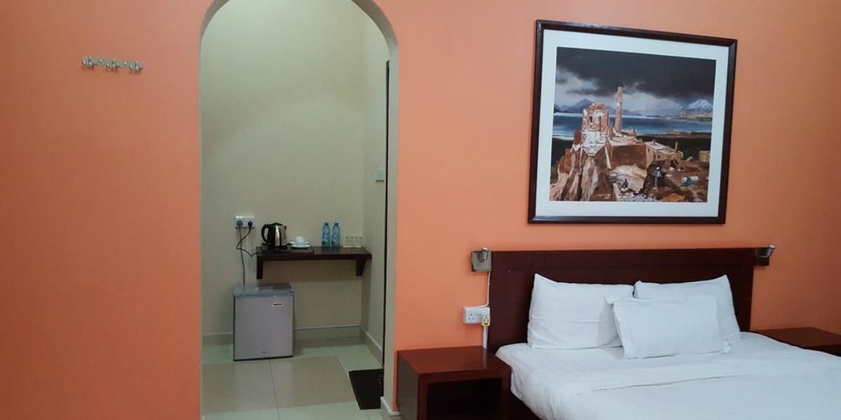 Al Ayjah Plaza Hotel – Pokój Standard