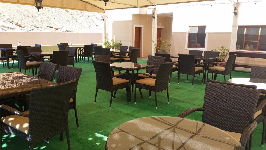 Al Ayjah Plaza Hotel – Restauracja