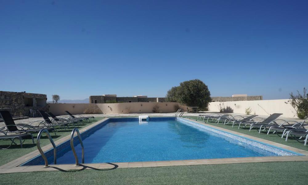 Jebel Shams Resort – Basen