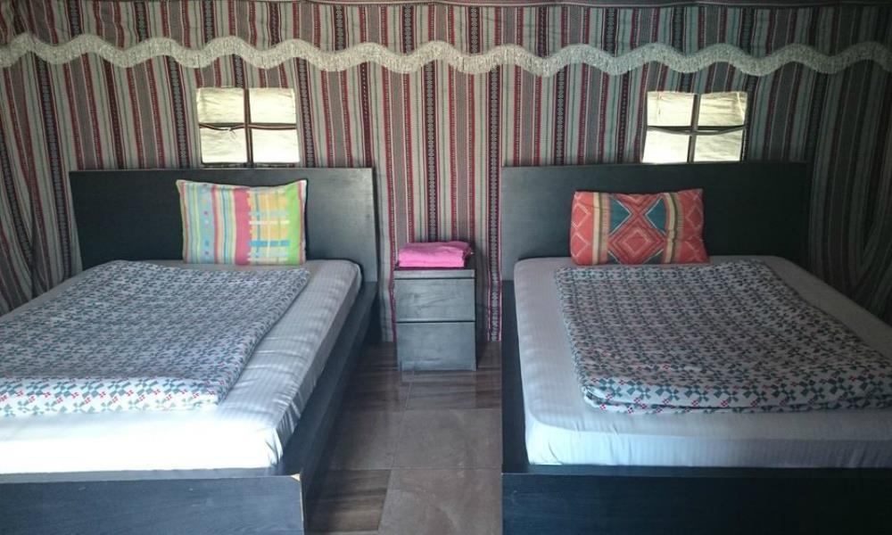 Jebel Shams Resort – Namiot Arabski