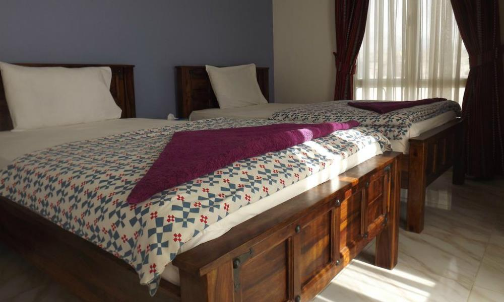 Jebel Shams Resort – Prywatny domek