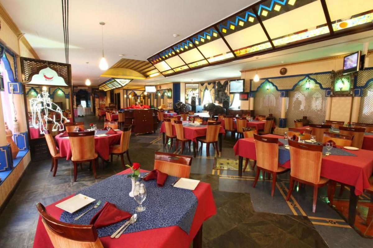 Ramee Guestline – Restauracja