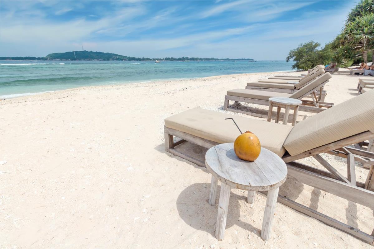 Avia Villa Resort – Plaża