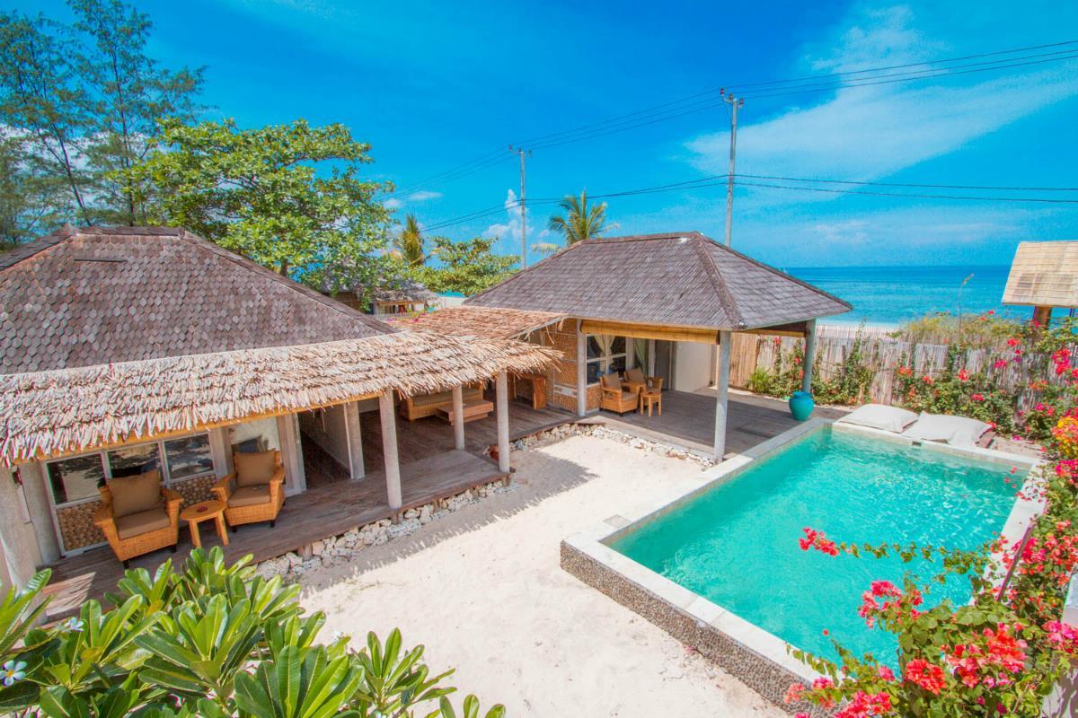Avia Villa Resort – Willa z 2 Sypialniami