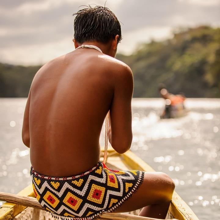 Indianie Embera