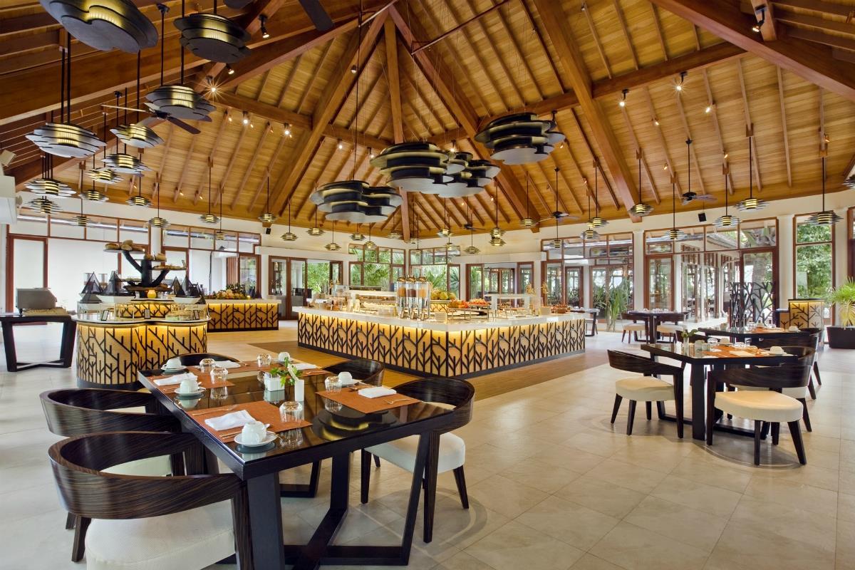 Hilton Labriz – Cafe Dauban