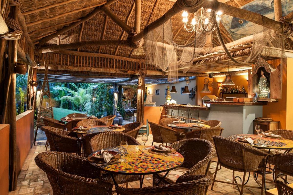 Toca da Coruja – Restauracja