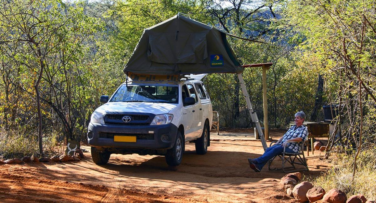 Waterberg Plateau Campsite