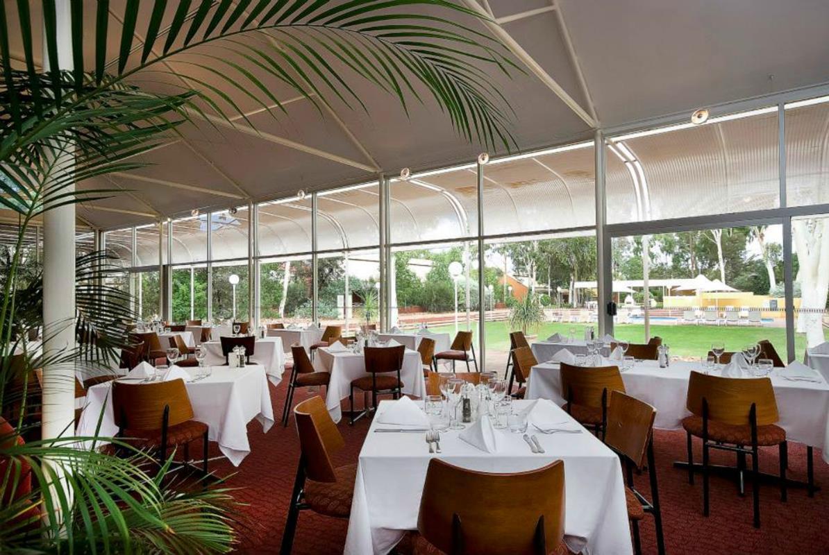 Desert Gardens – Restauracja