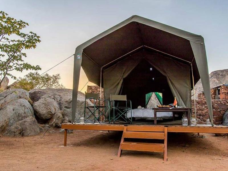 Hoada Campsite – Namiot stacjonarny