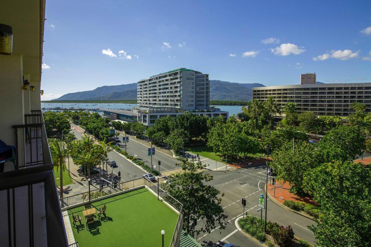 Pacific Hotel Cairns – Widok