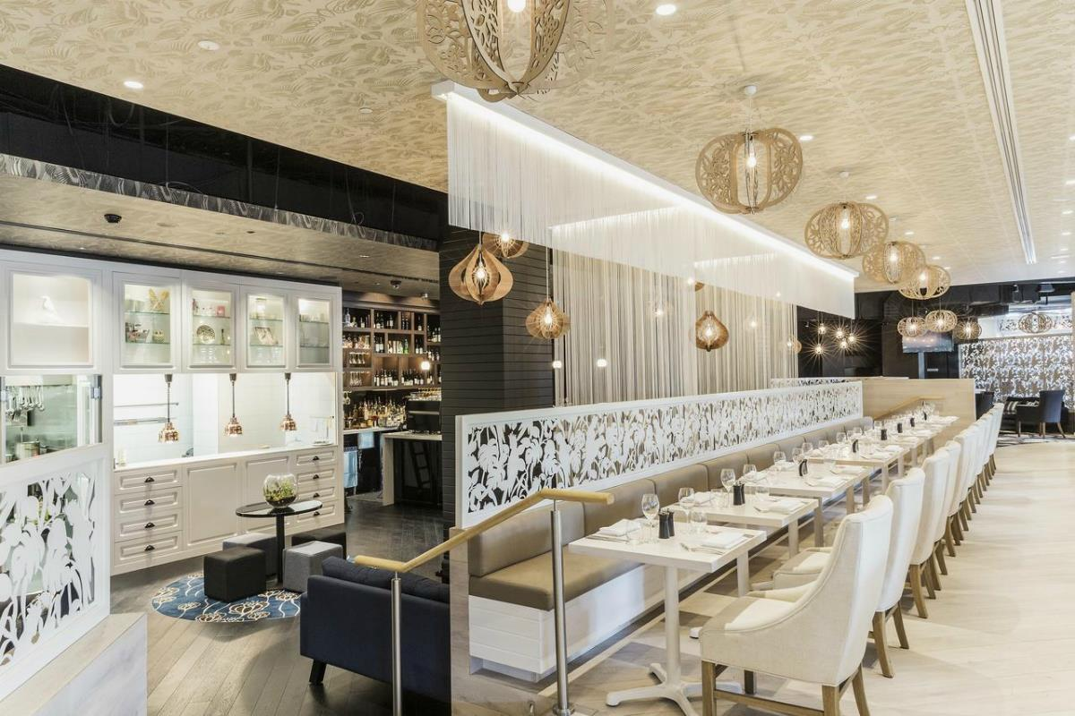 Parkroyal Darling Harbour – ABODE Bistro & Bar