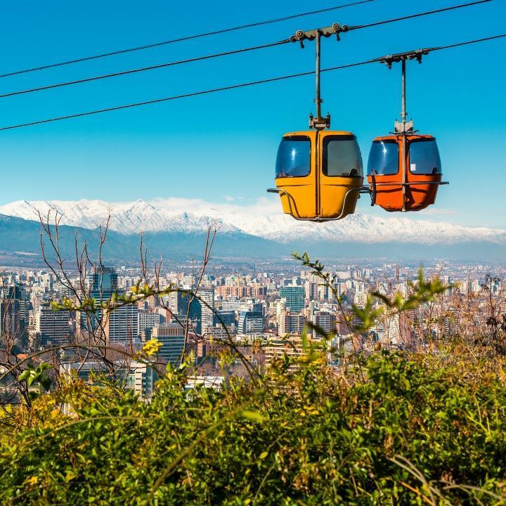 Lastarria – towarzyskie centrum Santiago