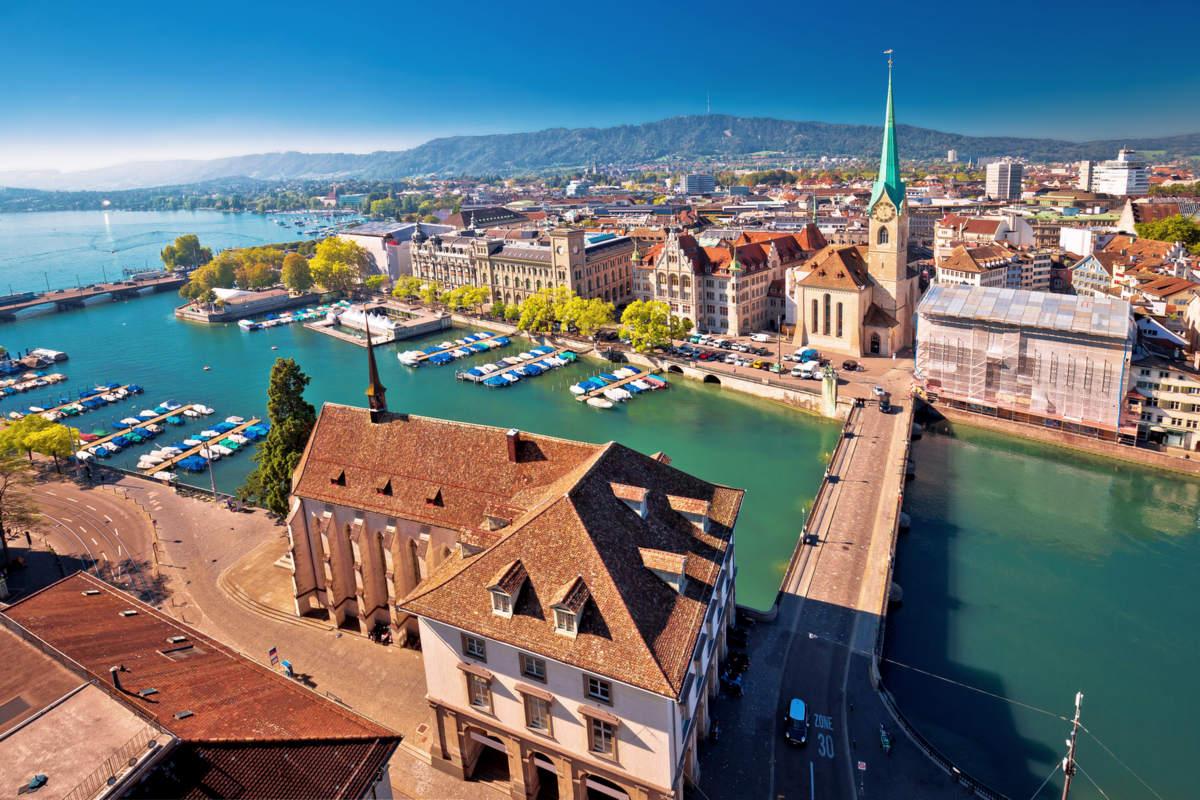 Szwajcaria - Zurych