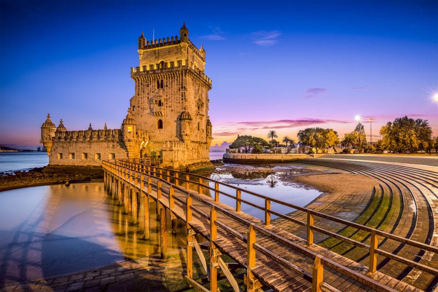 Lizbona - Wieża Belem
