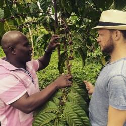 Marcin na Sao Tome