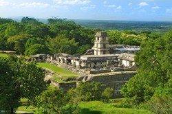 Meksyk - Palenque