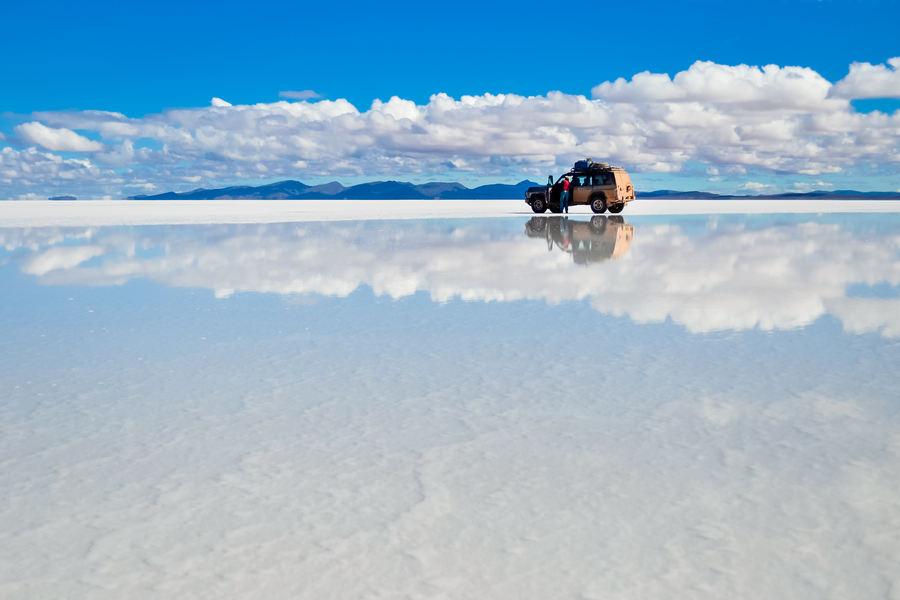 Salar de Uyuni, Boliwia
