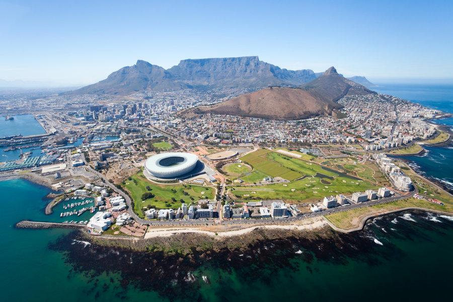 Republika Południowej Afryki - Kapsztad