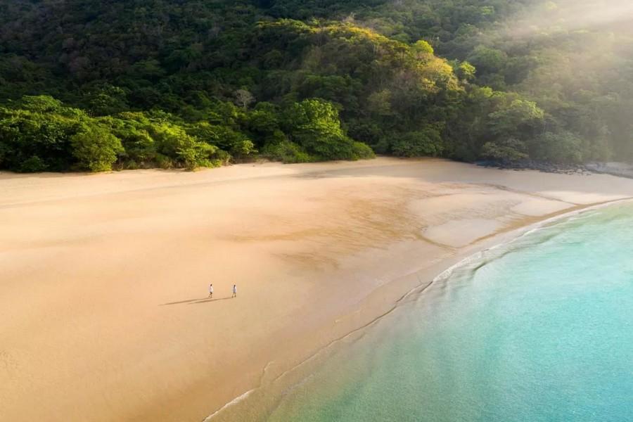 Six Senses Con Dao - Plaża