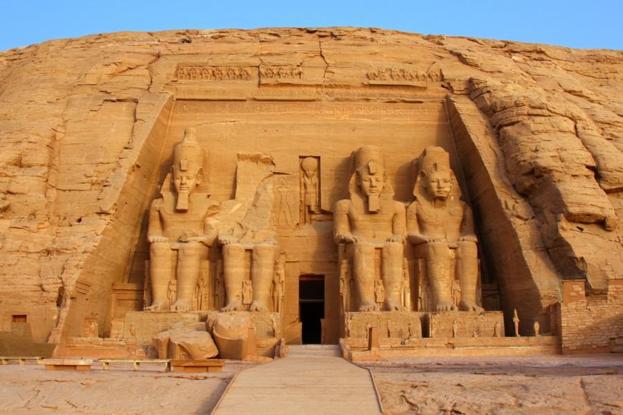 Asuan - Świątynia Abu-Simbel