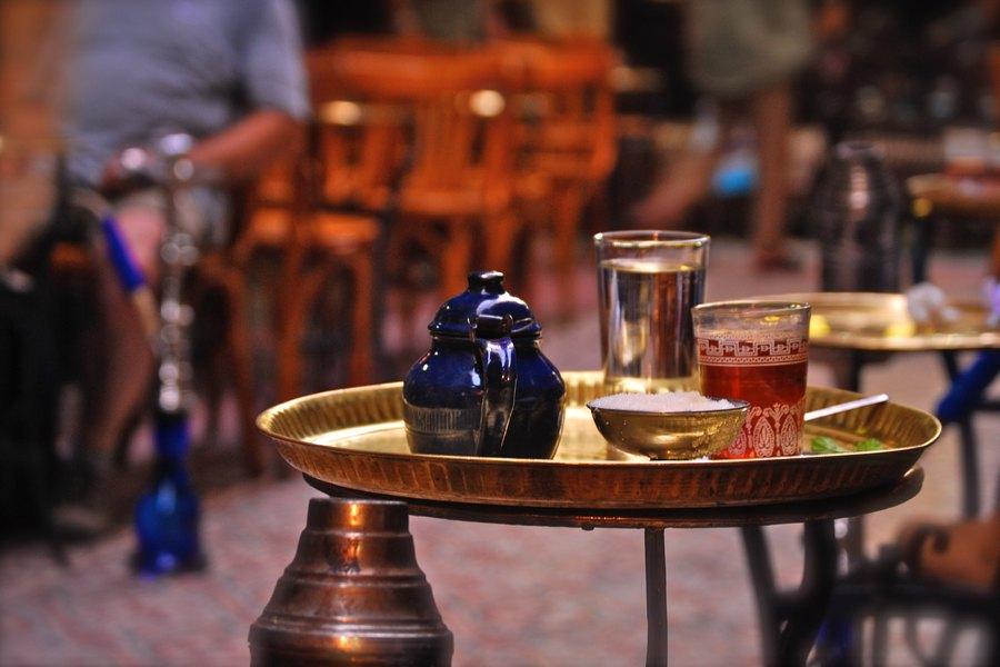 Herbata arabska