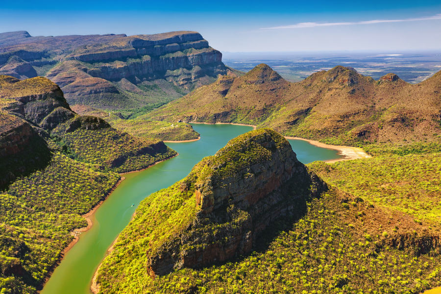 Panorama Route - Blyde River Canyon